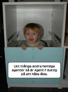 Agent F DIB option
